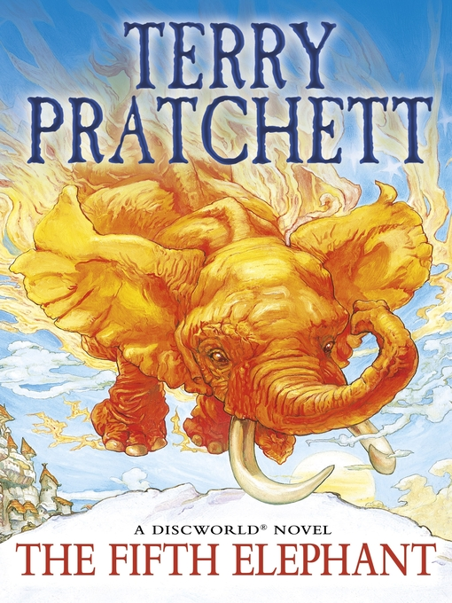 The Fifth Elephant (eBook): Discworld Series, Book 24